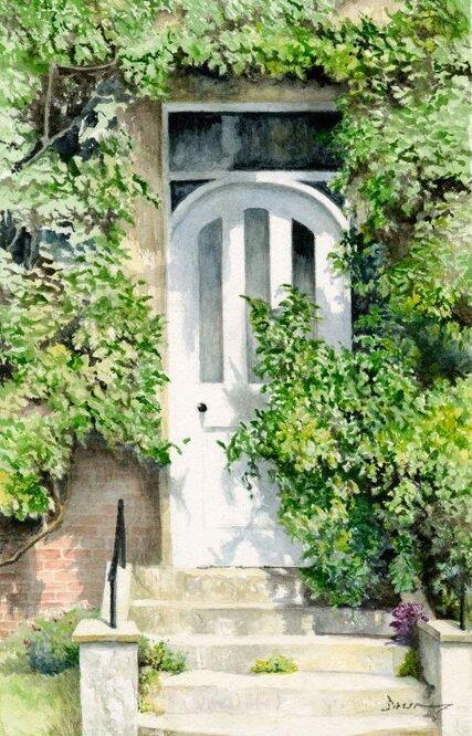 White Door - David Drury