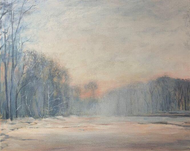 Winter Silence - Lauren Sapseid