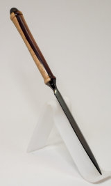Letter Opener in Gun Metal and Cocobolo SOLD