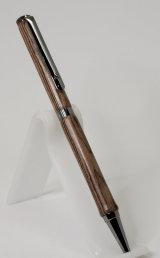Black Titanium Plated Slimline Pen in Ebony SOLD