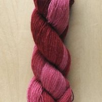 Hand-dyed sock yarn