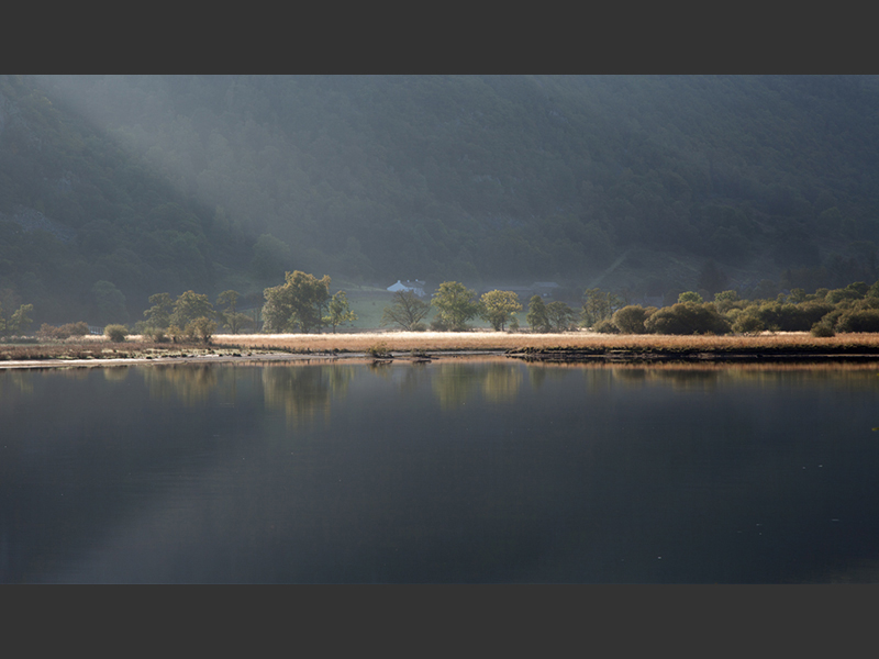 First Light Over Derwent Water