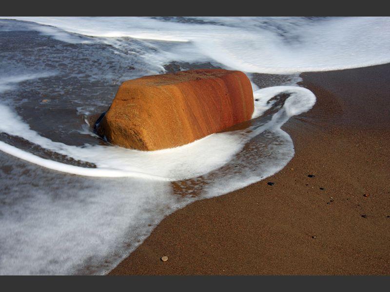 Sea Shore Rock