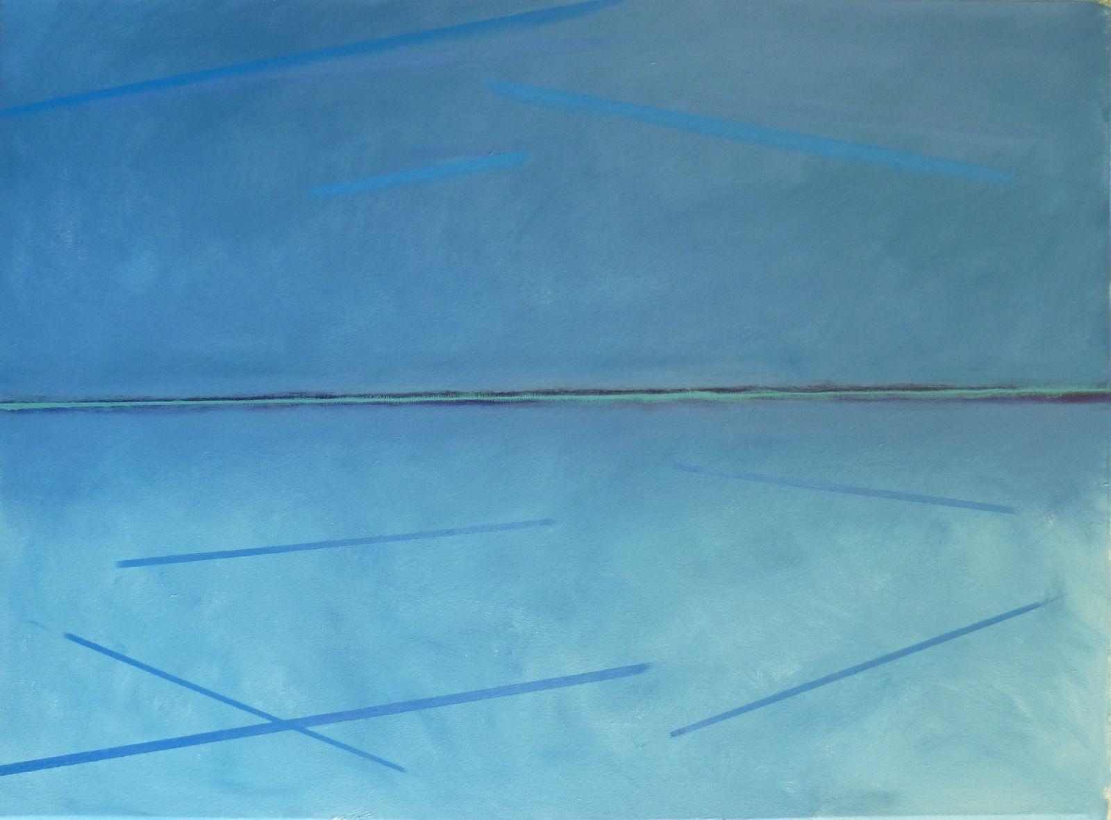 Continuum 5. 69x94cm (oil on canvas)