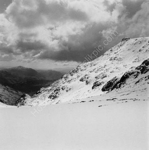 Lake District: Scafell Range: Calfcove