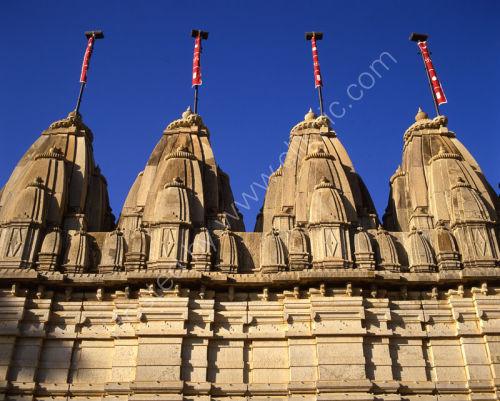 Rajasthan: Chittorgarh: Jain Temple