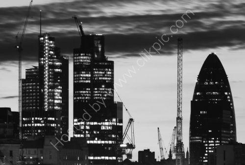 London: City: Dawn