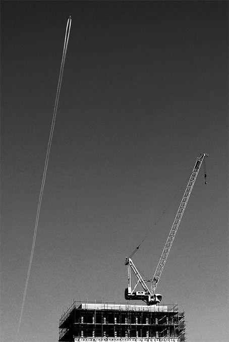 London: Crane + Con-Trail