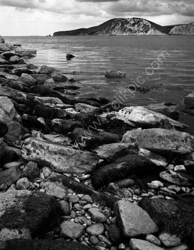Dorset: Coast near Tyneham