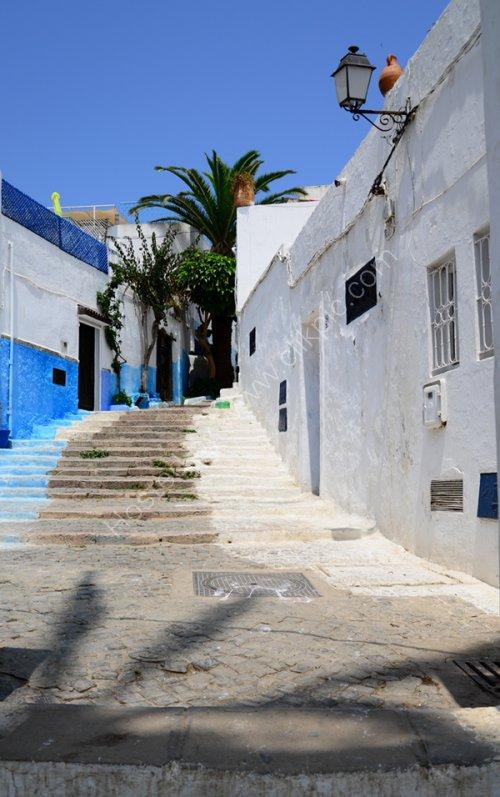Rabat: Kasbah Oudaya