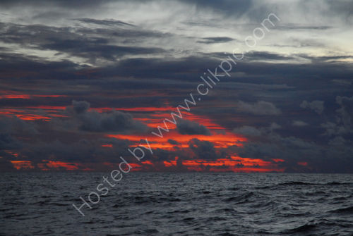 Mid Atlantic Dawn - ARC 2010