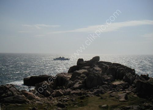 Scilly Isles Penninis Head