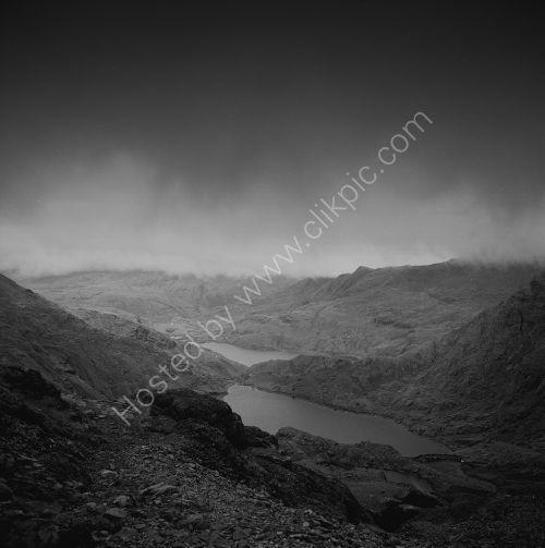 North Wales: Snowdon: Pyg Track