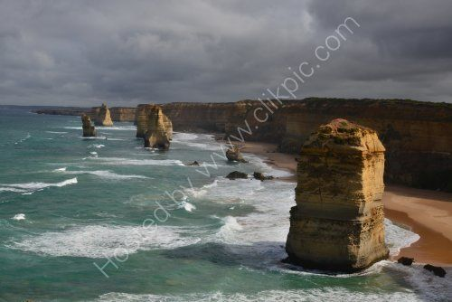 Vic: Twelve Apostles, Great Ocean Road