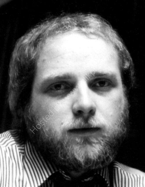 Self - Ullapool 1975