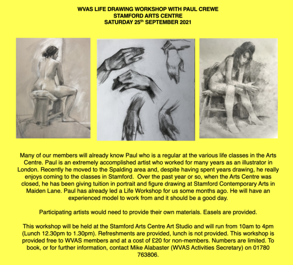 2021-09-25 Paull Crewe Workshop