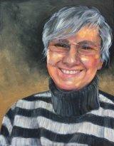 Sue Bagshaw. Portrait Artist