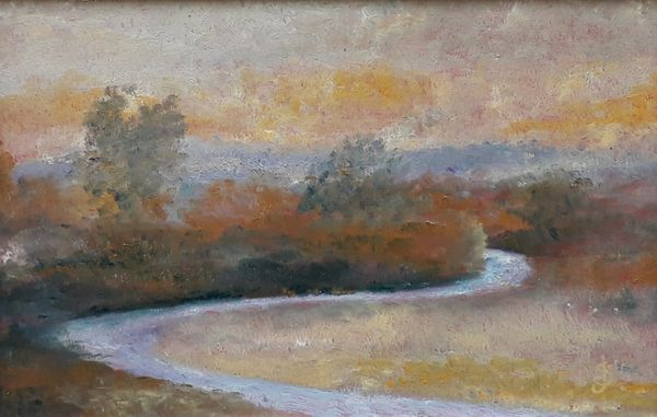 Jane Catherine Sanders - Hazy River