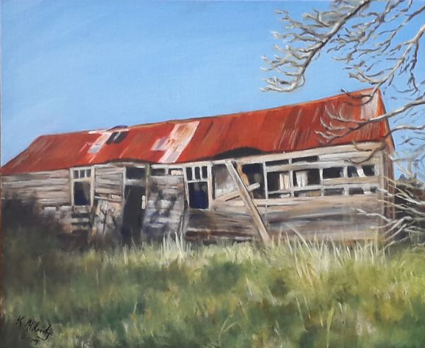 This Old House - Oil