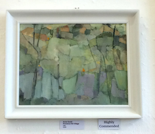 Anne Goold Highly Commended 2017 Autumn
