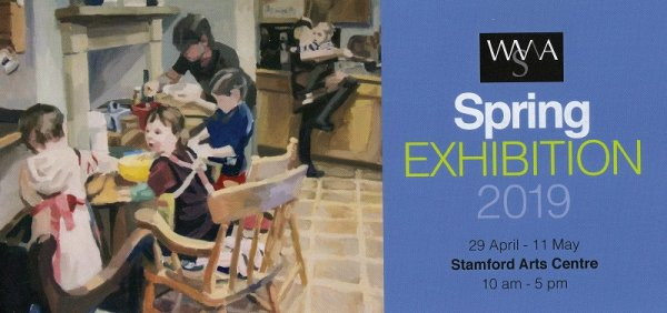SPRING EXHIBITION INVITATION 2019