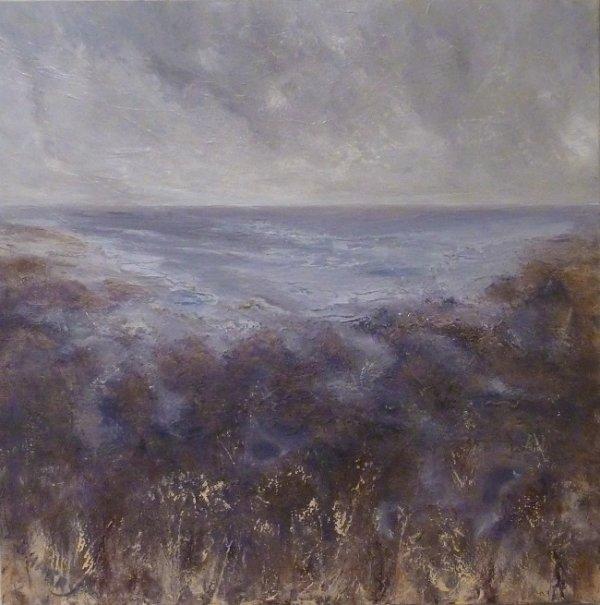 Salt marshes, North Norfolk