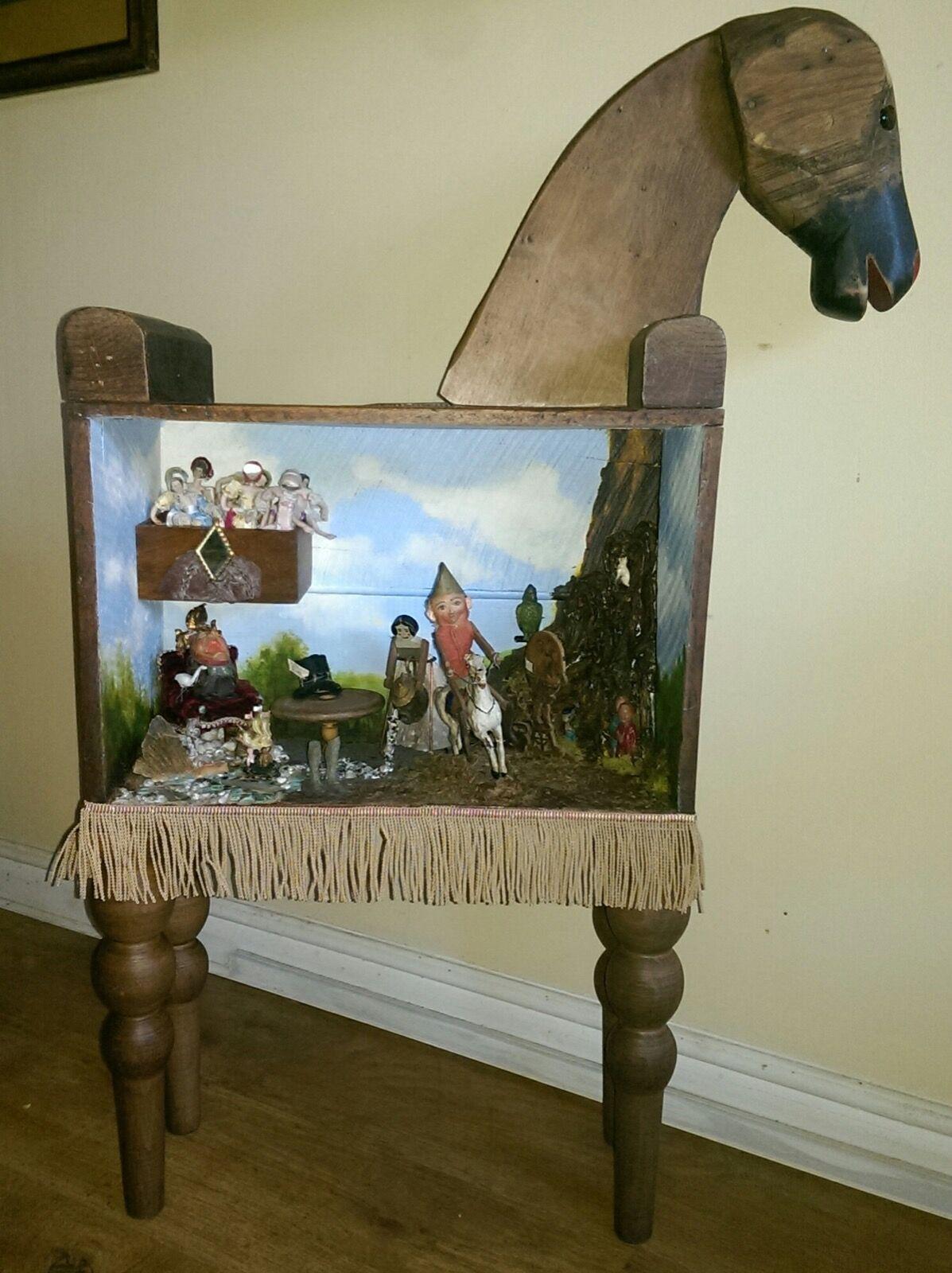 Alice ina Horse Box