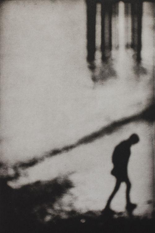 Bankside Mudlark - Polymer Photogravure Print