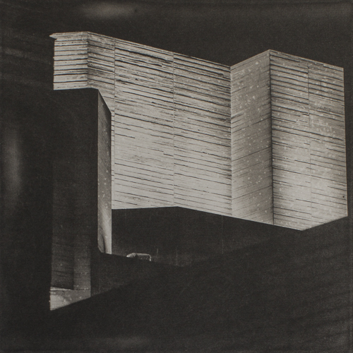 Barbican Wrapped - Polymer Photogravure Print