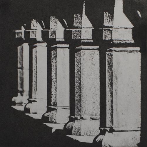Cloister Arches - Polymer Photogravure Print