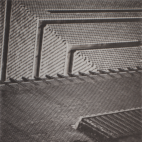 Modern Brickwork - Polymer Photogravure Print