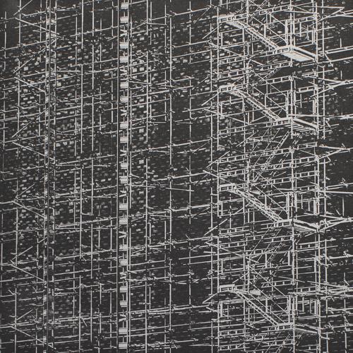 Modern Construct - Polymer Photogravure Print