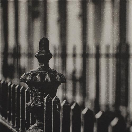 Railings at Mountjoy - Polymer Photogravure Print