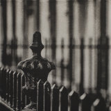 Railings at Mountjoy