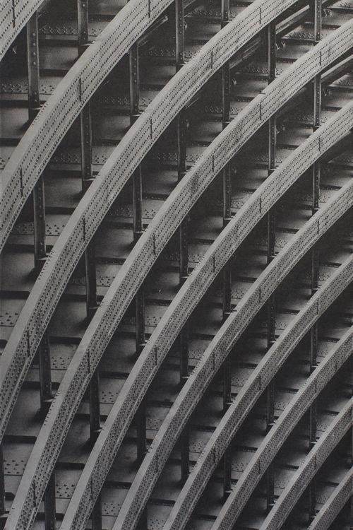 Riveted Amphitheatre - Polymer Photogravure Print