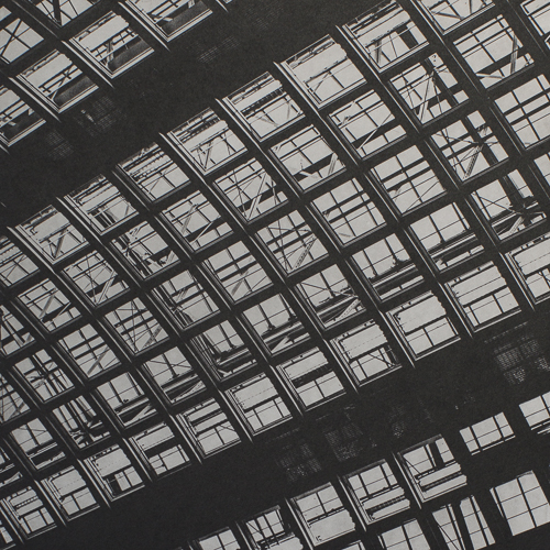 Structural Skylight - Polymer Photogravure Print