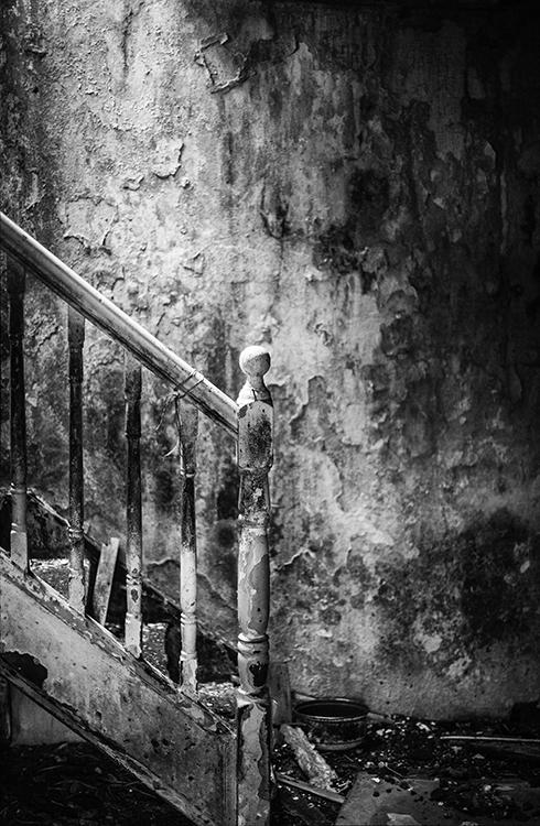 Abandoned Cottage - Archival Pigment Print