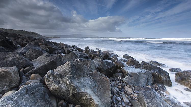 strandhill seascape