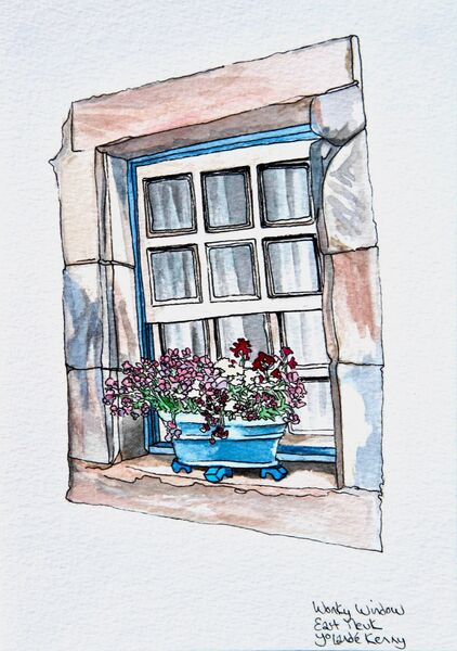 Print 'Wonky Window'... £25