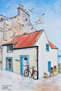 Commission Wendy house, Cellardyke
