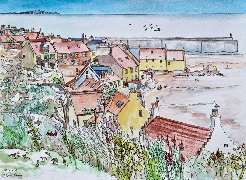 Print 'Pittenweem West Shore'... £39