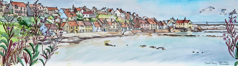 Print 'Pittenweem West Shore'... £42