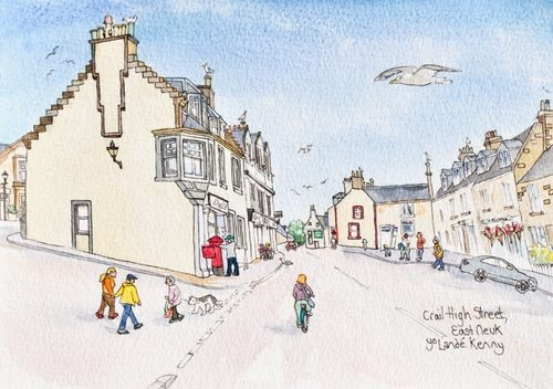 Crail High Street ... £25