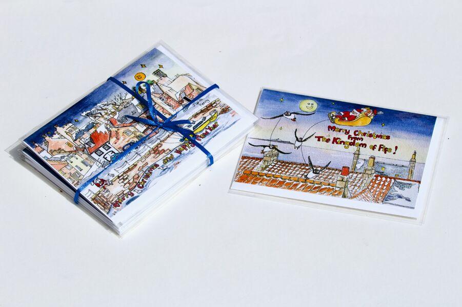 Fife Christmas Cards