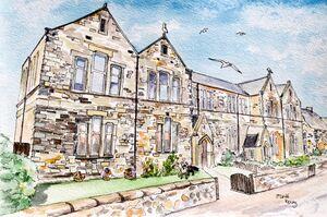 Commission School House Cellardyke
