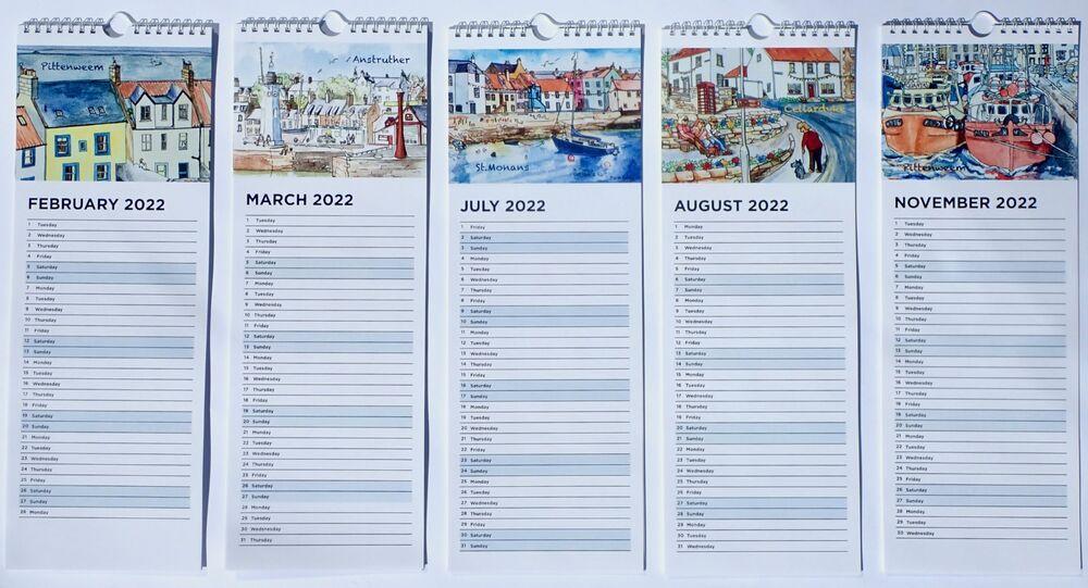 2022 Appointment Calendar. 1 inside