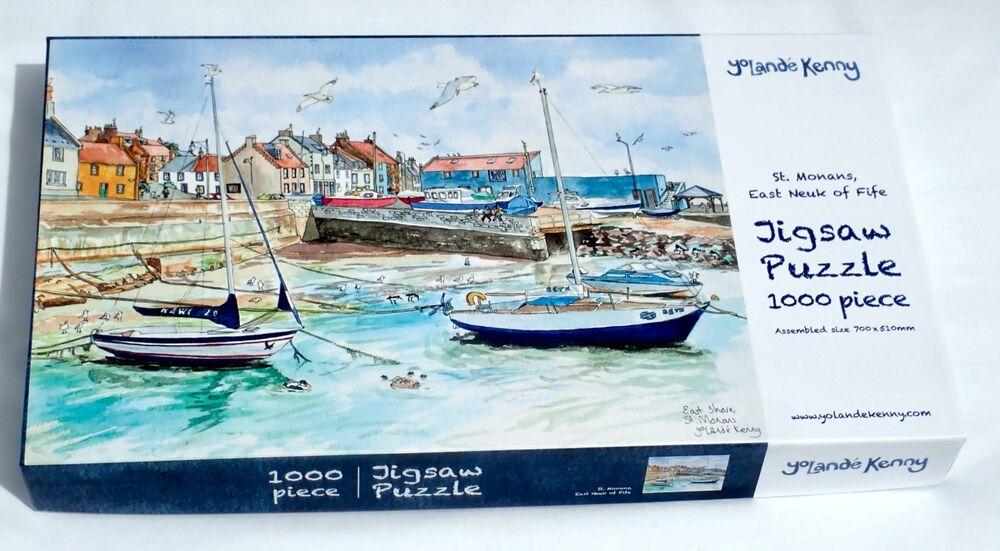 St.Monans Jigsaw.. £29