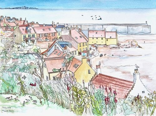 Print 'Pittenweem West Shore'... £39