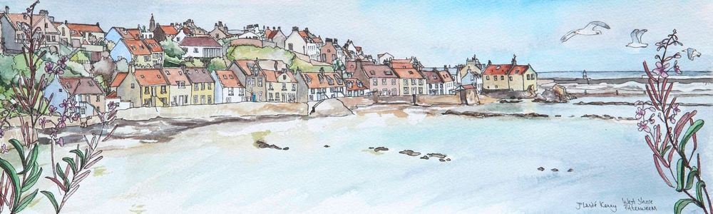 Pittenweem West Shore ... £42