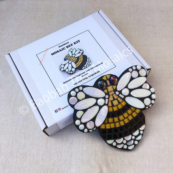 mosaic bee kit